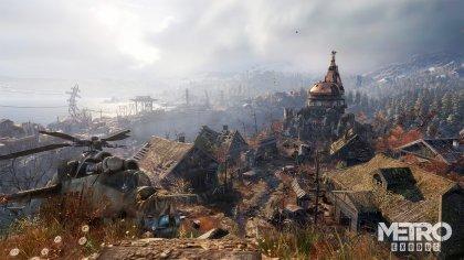 Первые подробности игрового процесса Metro: Exodus от исполнительного продюсера