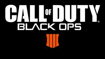 Activision анонсировала Call of Duty: Black Ops 4