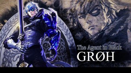 Грох – новый персонаж в игре Soulcalibur 6