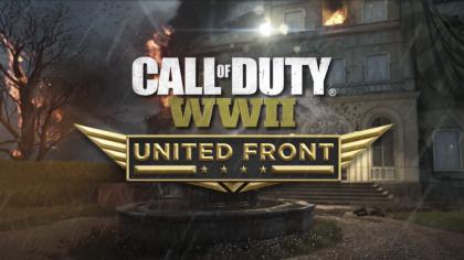 Для Call of Duty: WWII вышло третье дополнение «United Front»