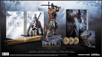 Дата выхода, коллекционное издание и новые скриншоты Sekiro: Shadows Die Twice