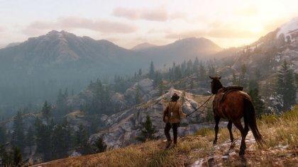 Диалоги, индейцы и еда в Red Dead Redemption 2