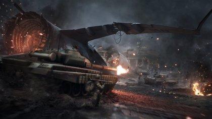 World War 3 без подключения