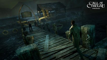 Call of Cthulhu поступила в релиз