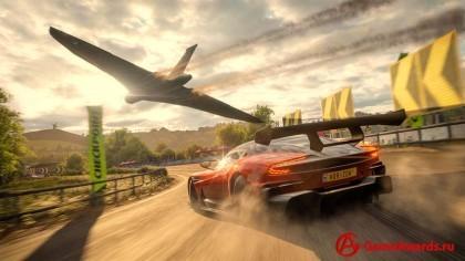 Создатели Forza Horizon 4 испугались исков