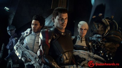 Mass Effect еще не мертва — мысли от Bioware