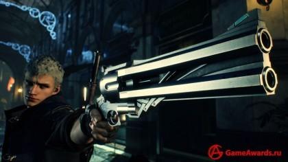 Беспощадная цензура наготы в Devil May Cry 5 для запада