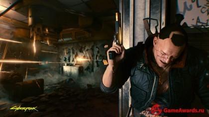 Проработанная система заданий в Cyberpunk 2077