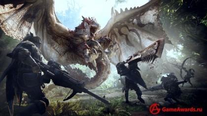 Еще одна возможность бесплатно попробовать Monster Hunter: World для PS4