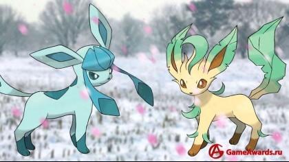 Pokemon Go добавляет Leafeon, Glaceon и многое другое из Gen 4 Pokemon