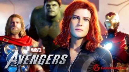 E3 2019: игра Marvel's Avengers выйдет в начале 2020 года, сообщает Square Enix