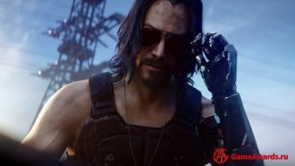 E3 2019: Киану Ривз обнародовал дату выпуска Cyberpunk 2077 во время конференции Microsoft Xbox