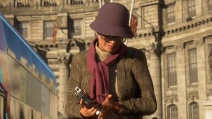 E3 2019: Звезда Watch Dogs Legion - Хелен, ассасин бабушка