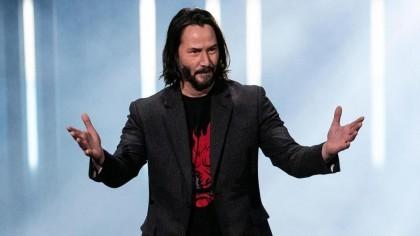 E3 2019: как Киану Ривз получил свою роль в Cyberpunk 2077