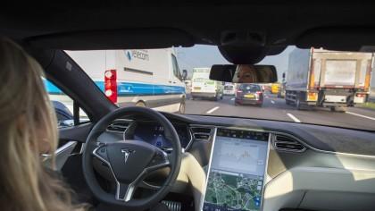 В автомобиле Tesla можно будет поиграть в Fallout Shelter