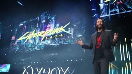Киану Ривз не будет петь в Cyberpunk 2077