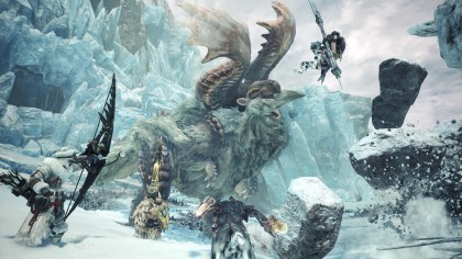 Monster Hunter World: Iceborne объявлена дата выхода бета-версии для PS4