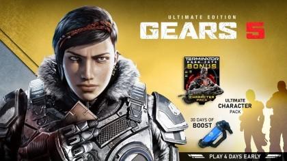 Gears 5 выйдет без режима «Королевской битвы»