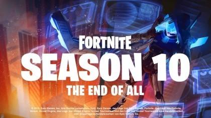 Сезон 10 в Fortnite: ожидаемая дата начала и все, что мы знаем