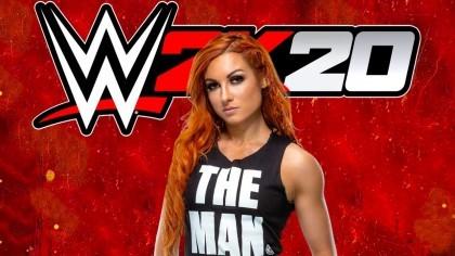 В сети появились первые скриншоты WWE 2K20 перед открытием обложки на следующей неделе