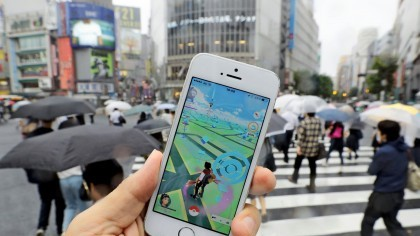 Pokemon Go скачали более 1 миллиарда раз