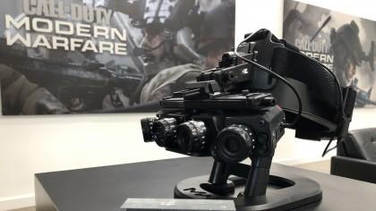 В издание Call of Duty: Modern Warfare «Dark Edition» войдут очки ночного видения