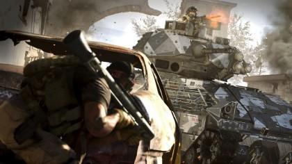 В мультиплеере Call of Duty: Modern Warfare будут матчи, рассчитанные на более 100 игроков