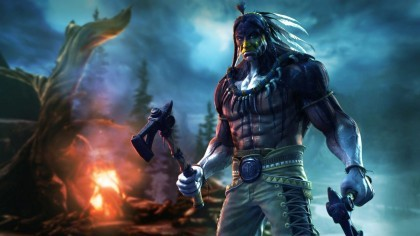 Ночной Волк дебютирует в Mortal Kombat 11