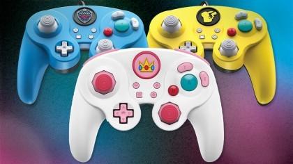 Контроллеры в стиле GameCube для Smash Ultimate можно купить за $20