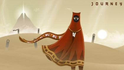 Хит PlayStation - Journey теперь доступен на Apple iOS