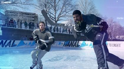 Некоторые геймеры смогли поиграть в NHL 20 раньше даты релиза
