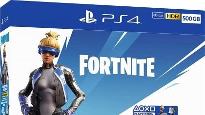 Бандл Fortnite Neo Versa PS4 стал доступен за пределами Европы