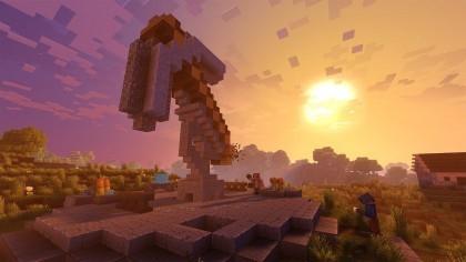 Разработчики отменили обновление Super Duper Graphics Pack для Minecraft