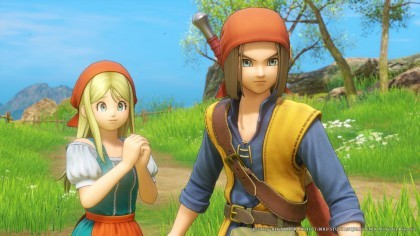 Для Switch стала доступна демоверсия Dragon Quest XI S: Echoes of an Elusive Age - Definitive Edition