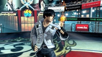 Анонсирована игра King of Fighters XV