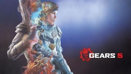 The Coalition показали новый трейлер Gears 5 на Gamescom