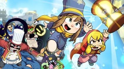 Анонсирована дата выхода A Hat in Time на Nintendo Switch