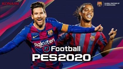 PES 2020 стала официальной футбольной игрой турнира UEFA EURO 2020 и получит бесплатный DLC