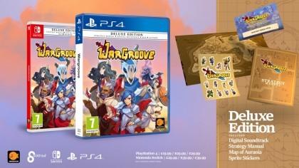 Физическая версия Wargroove выйдет на PS4 и Switch этой осенью
