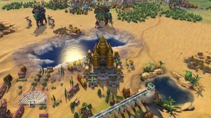 В Civilization 6 теперь есть режим Battle Royale