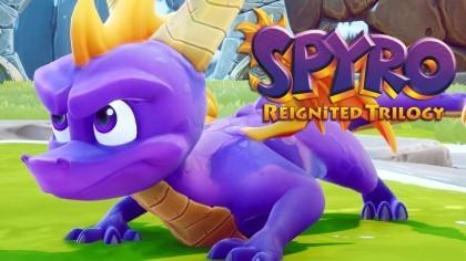 Вышли контроллеры для Nintendo Switch, стилизованные под игру Spyro Reignited Trilogy