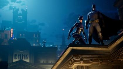 Fortnite Batman Crossover теперь в продаже