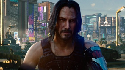 Киану Ривз просил больше присутствия своего героя в Cyberpunk 2077