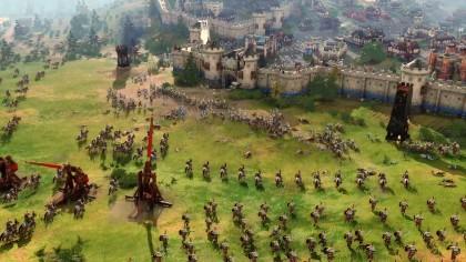 Вышел первый трейлер, демонстрирующий геймплей Age of Empires 4