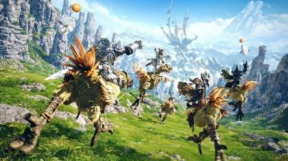 Final Fantasy XIV для Xbox One находится в стадии разработки