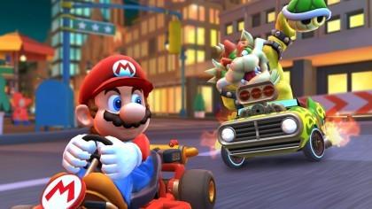 Nintendo заявили, что запуск Mario Kart Tour прошел очень успешно