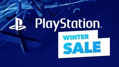 Новогодние скидки на игры для PlayStation