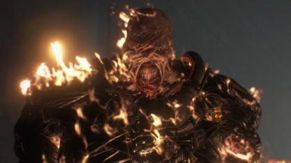 Новый трейлер Resident Evil 3 Remake демонстрирует ужасающую Немезиду