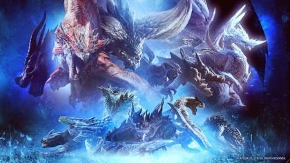 Monster Hunter: World продолжает набирать популярность благодаря DLC Iceborne