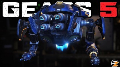 В новом трейлере Gears 5 показали историю Джека